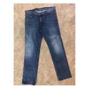 Men Calvin Klein Jeans Waist 36 Length 32